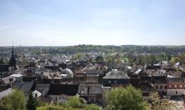 vue panoramique Nonancourt