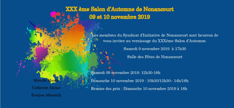 invitation 2 2019